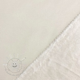 Alpenfleece soft off white