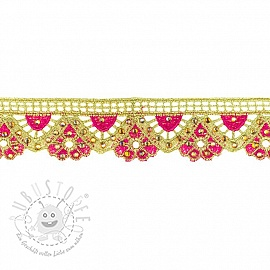 Band Diamond fuchsia