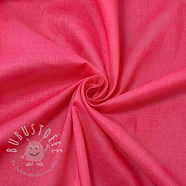 Cotton voile cerise