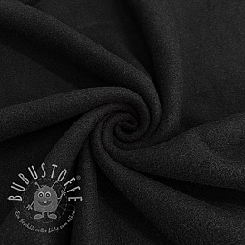Fleece baumwoll black