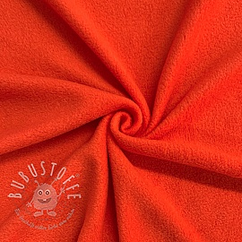 Fleece orange