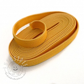 Gummiband 10 mm yellow 2 m Karte