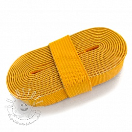 Gummiband 15 mm yellow 2 m Karte