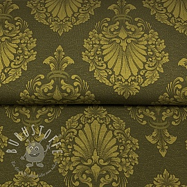 Jersey Baroque green
