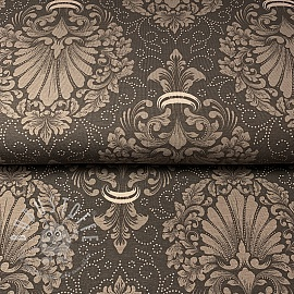 Jersey Baroque taupe