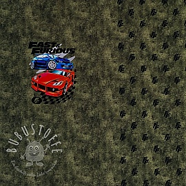 Jersey Fast and Furious pickle digital print PANEL