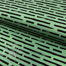 Jersey Marker stripes green