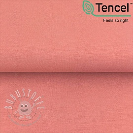 Jersey TENCEL modal rose