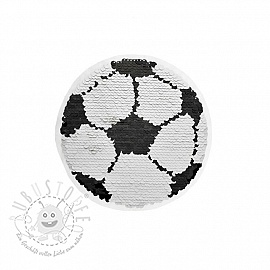 Pailletten reversibel Soccer ball