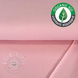 Sommersweat BIO light pink