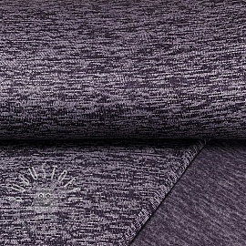 Strickstoffe Dark purple