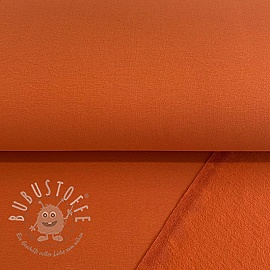 Sweat kuschel soft BIO orange